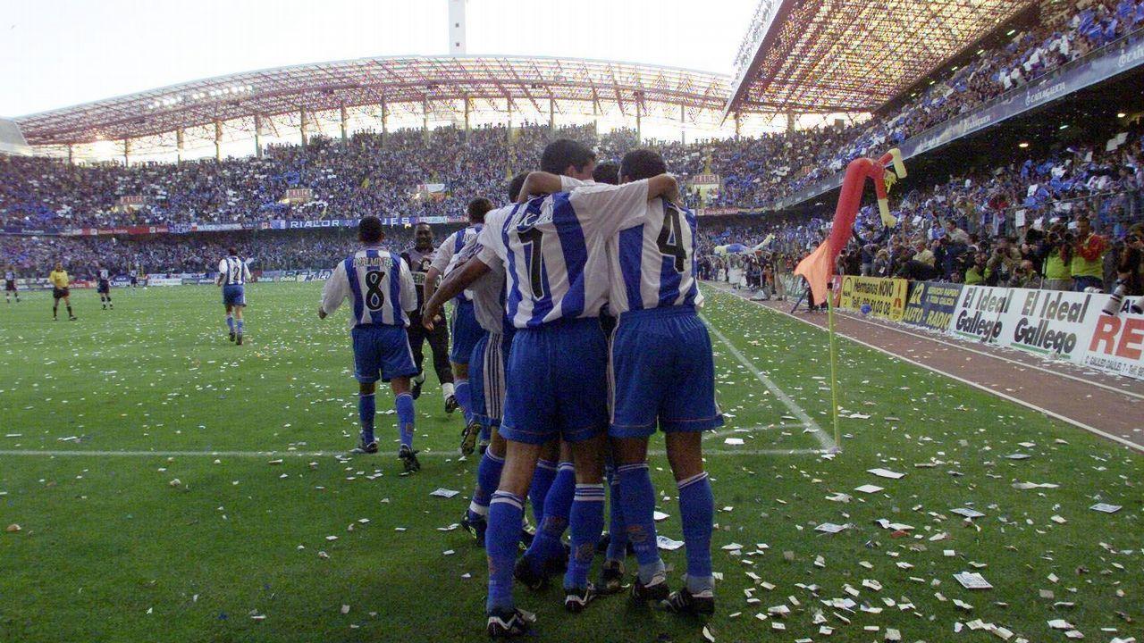 El Deportivo, ante otra final que se juega en Riazor