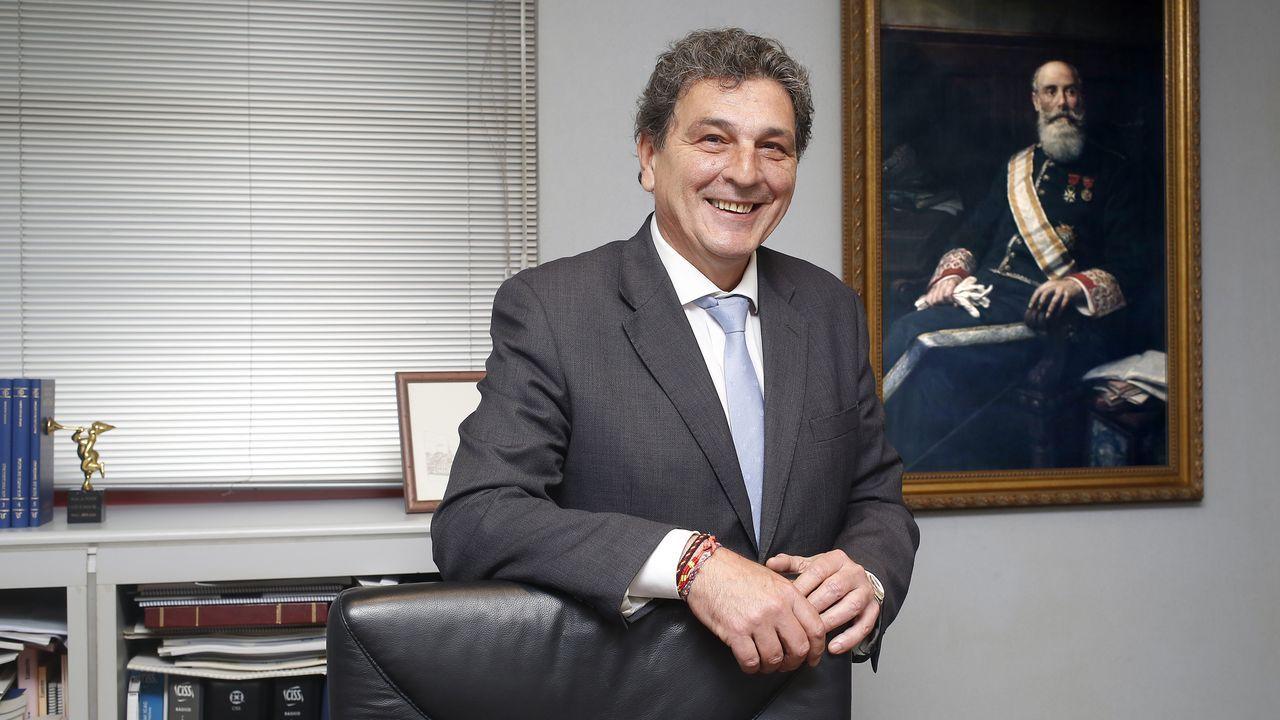 Santiago Pérez Nombrado Consejero De La Voz De Galicia