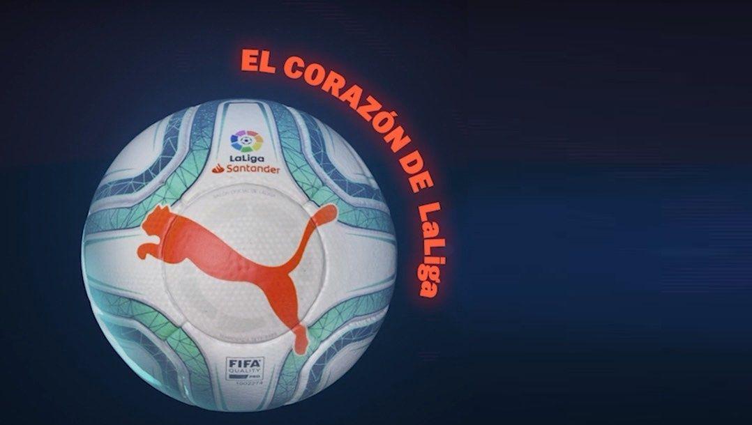 mucho Comida Orador  Vídeo: Así es el nuevo balón en Segunda división