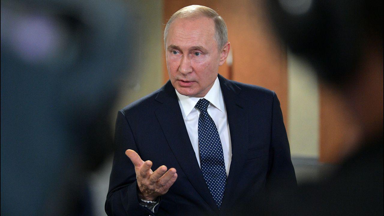Trump presiona para que Putin pueda volver al G7