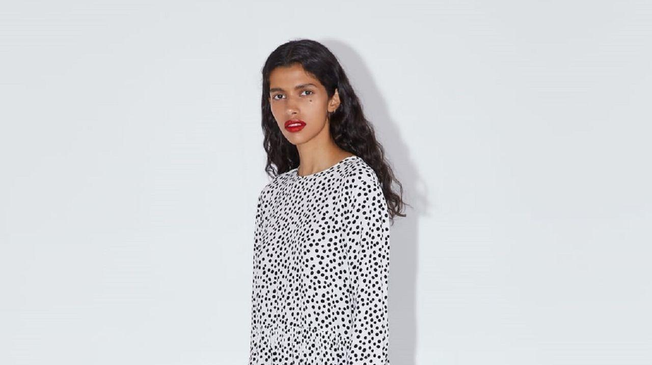 Así es la primera prenda viral de Zara 2019 que ya ha lucido