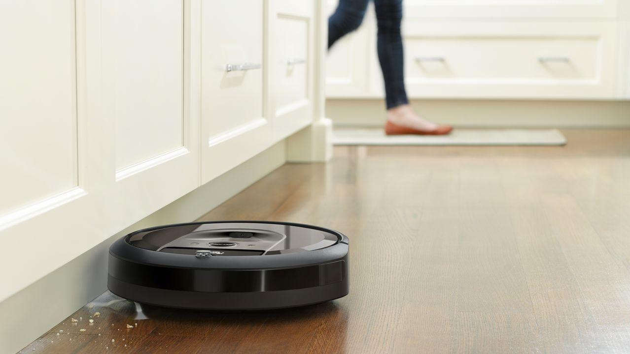 Roomba i7+, la aspiradora que se vacía sola