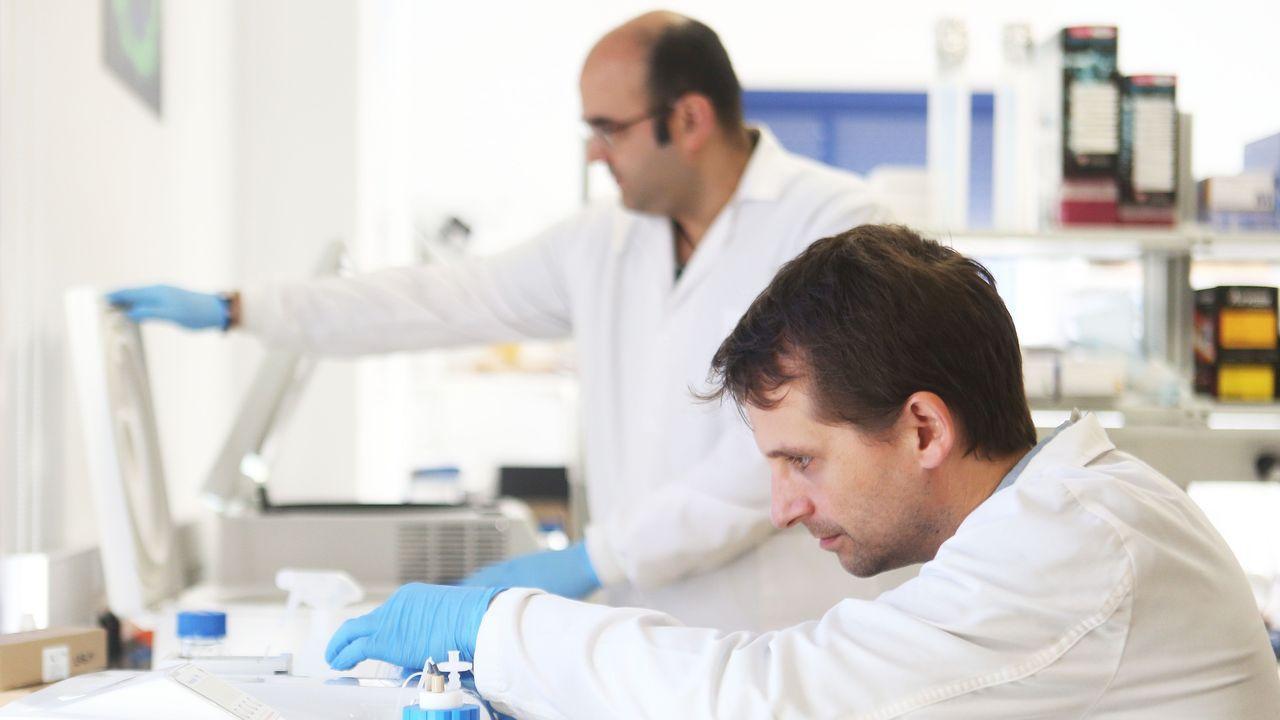 diagnóstico de exosomas prueba de cáncer de próstata