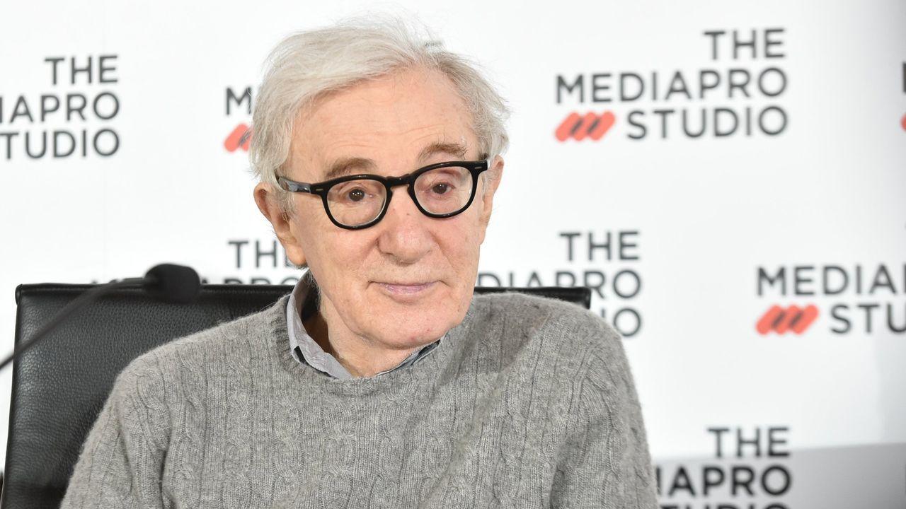 Woody Allen Nunca He Sido Víctima De Una Caza De Brujas