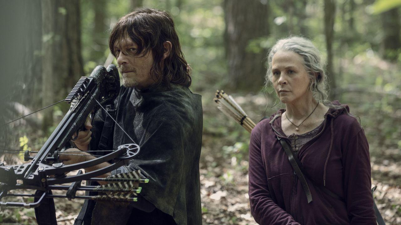 The Walking Dead en Netflix