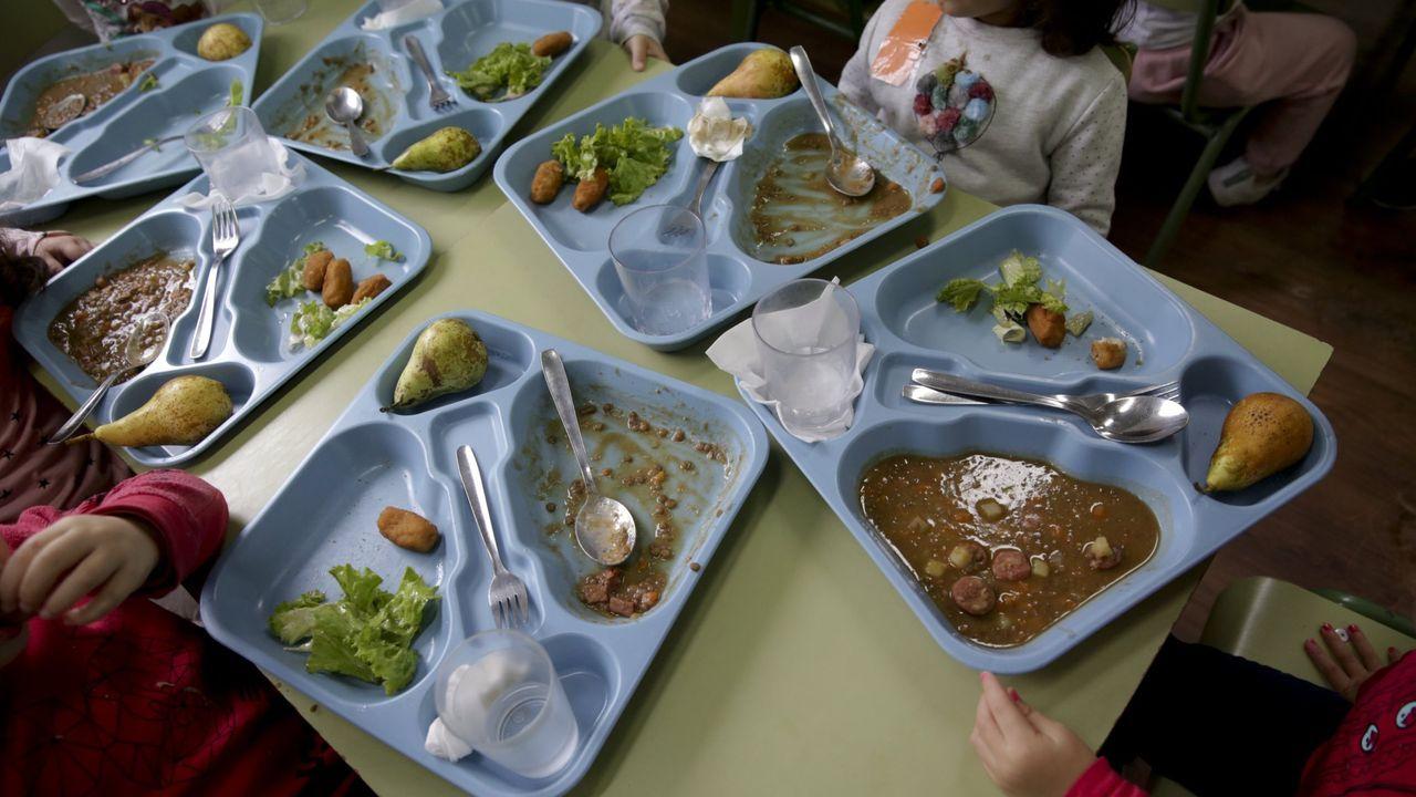 El curso empieza con 441 becas de comedor menos que el año ...