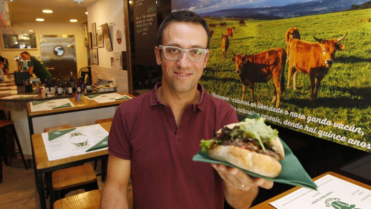 Estos Son Los Mejores Locales De Comida Rápida De Galicia
