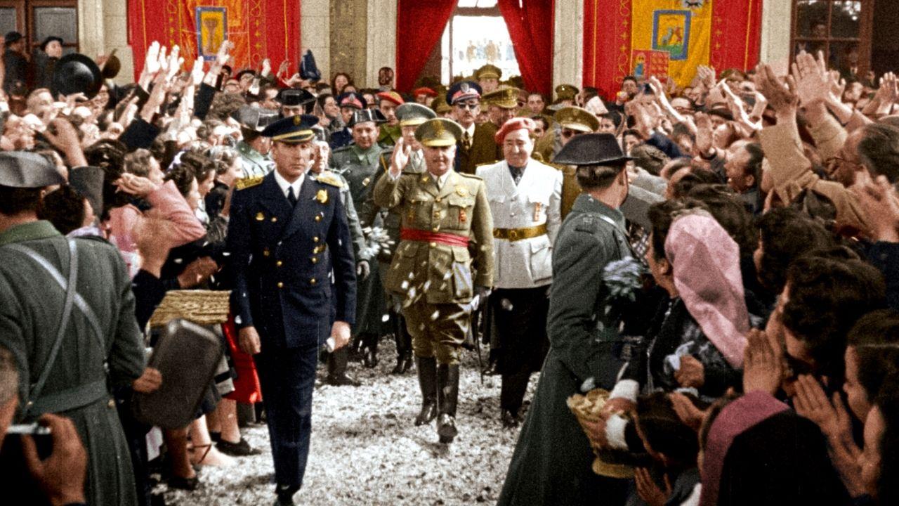 Franco: La Vida del Dictador en Color 1x01 Espa&ntildeol Disponible