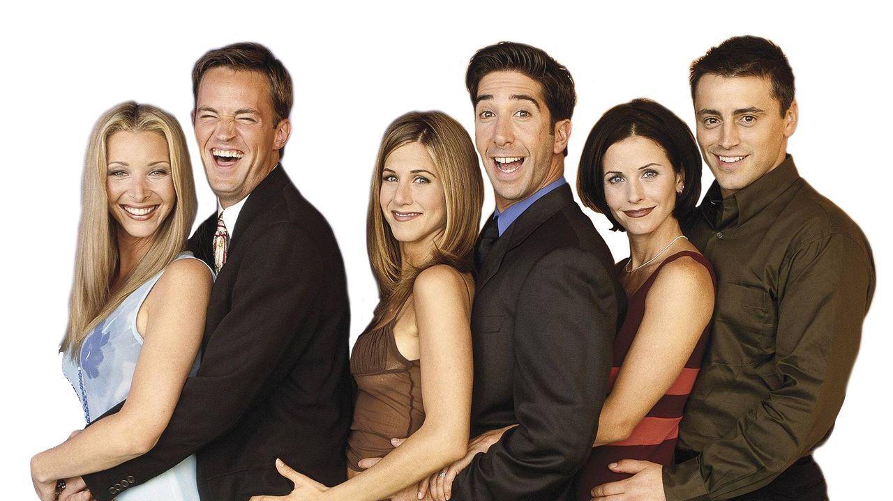 De verdad habrá más «Friends»?