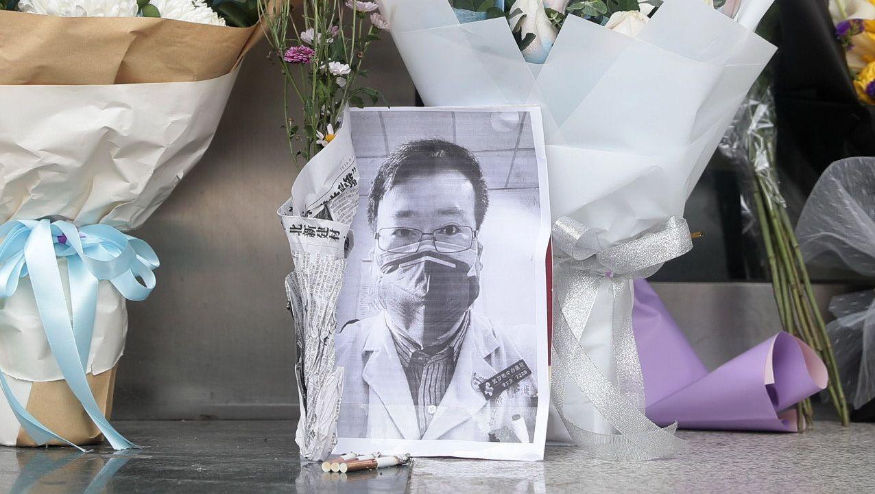 Terremoto en las redes chinas tras la muerte por coronavirus del ...