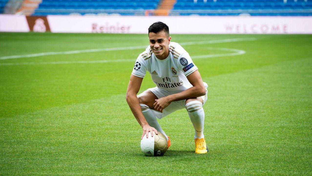 Reinier: «Cuando me enteré de que me quería el Real Madrid me puse ...