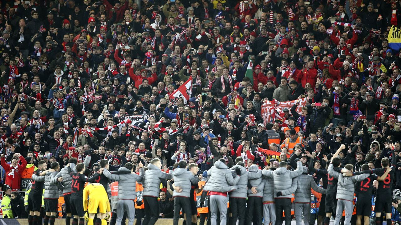 El ex jefe de salud pública de Liverpool dice que fue «vergonzoso» dejar  viajar a los seguidores del Atlético