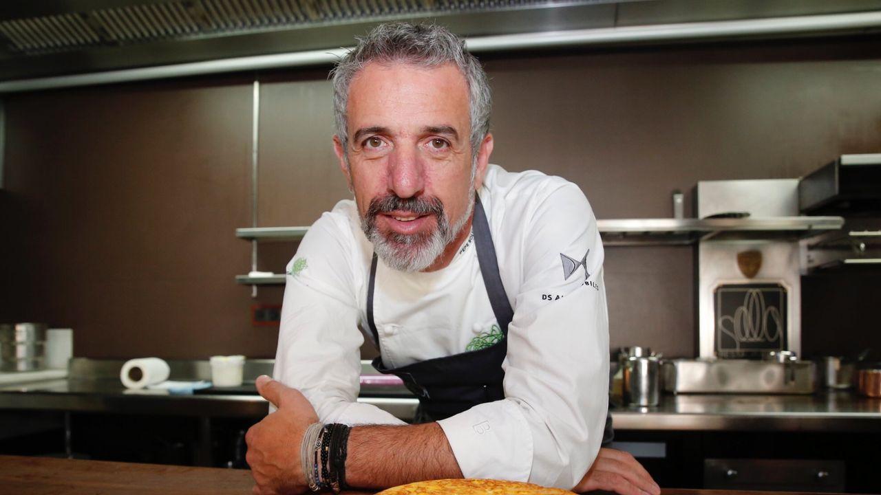Pepe Solla, cocinero: «Es la primera vez que convivo conmigo mismo y he  descubierto que me aguanto bastante bien»