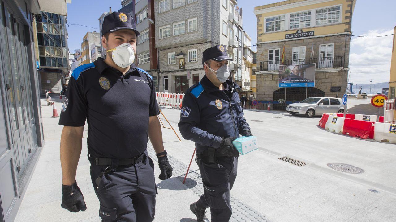UGPOL pone en marcha un plan para realizar test a los policías