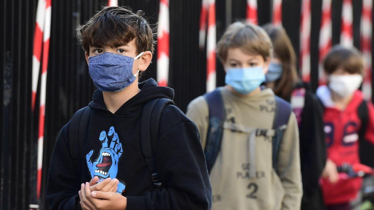 Última hora de la pandemia en el mundo: Francia cierra 70 escuelas en la  primera semana de desescalada