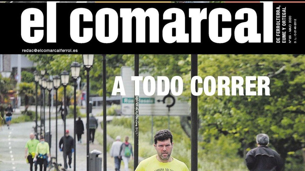 La Voz De Galicia Publica Mañana Un Nuevo Número De El Comarcal De Ferrolterra Eume Y Ortegal