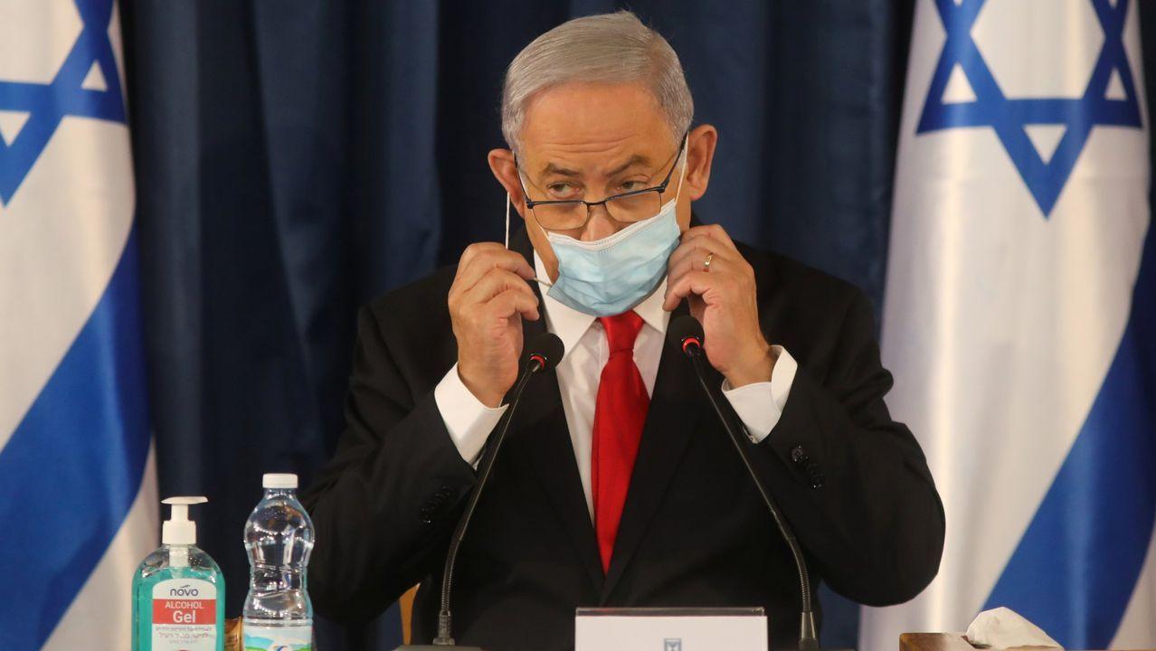 Israel lidera la lista de países golpeados por la segunda ola del  coronavirus