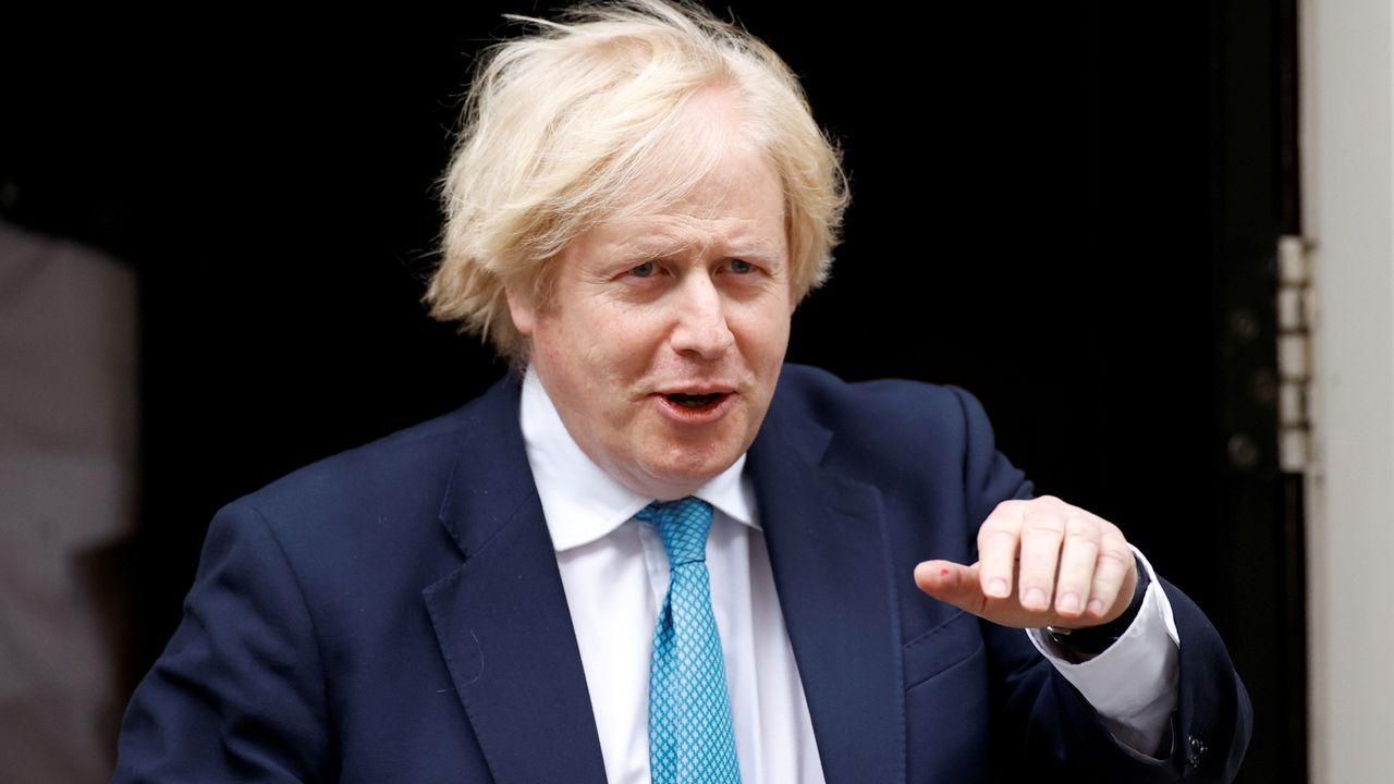 Boris Johnson: «Esto ha sido un desastre, una completa pesadilla»
