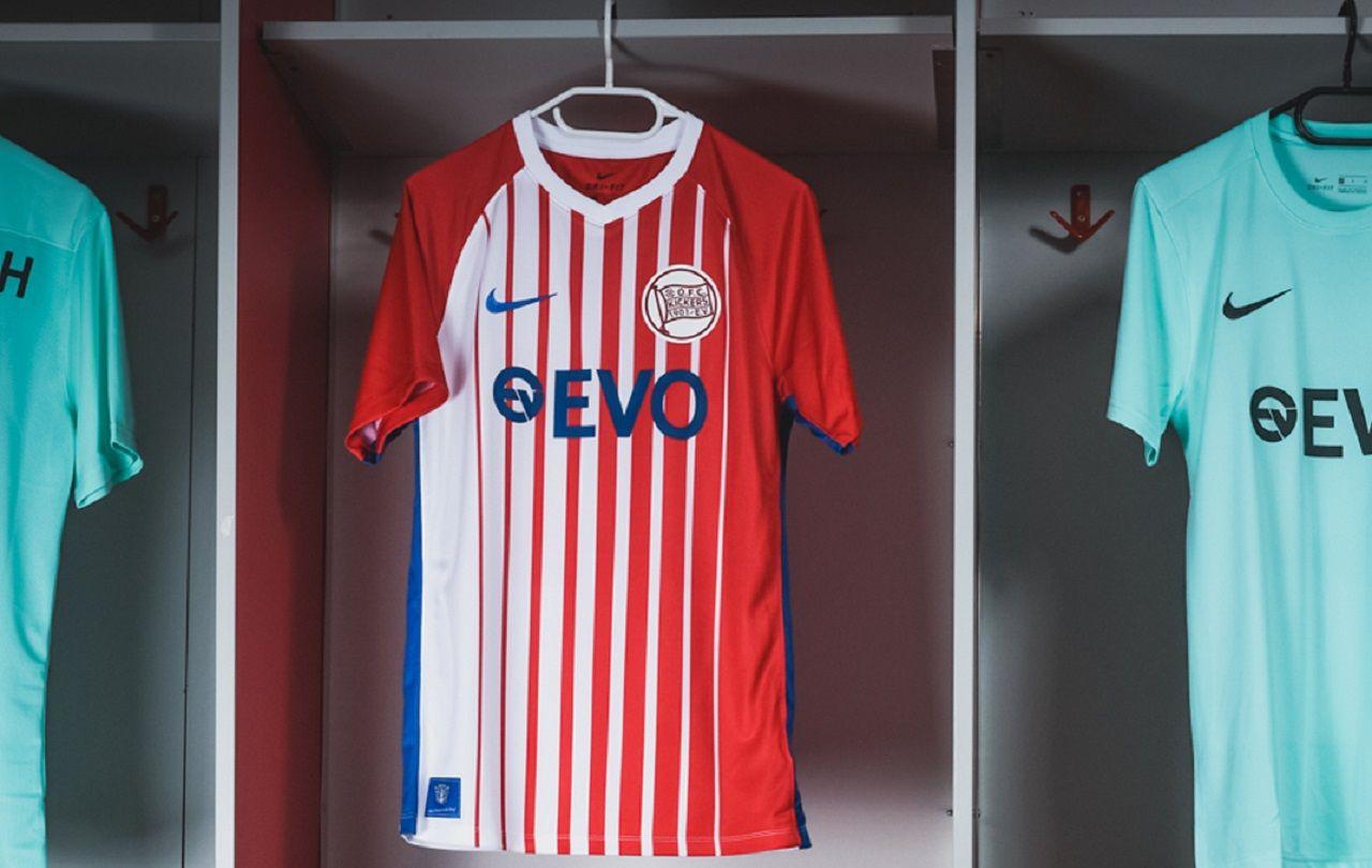 Previsión Descortés Modernización  La camiseta Nike «del Sporting» también se usará en Alemania
