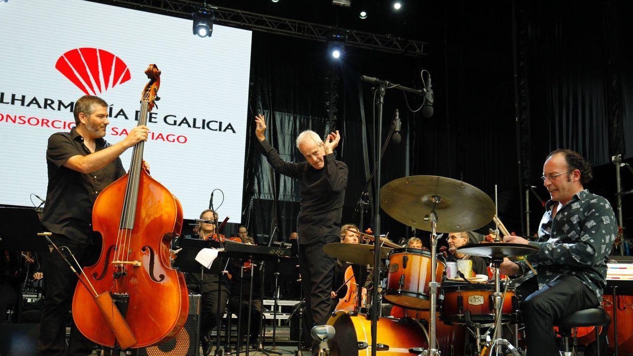 Sumrra Inicia El Festival De Jazz De Moaña