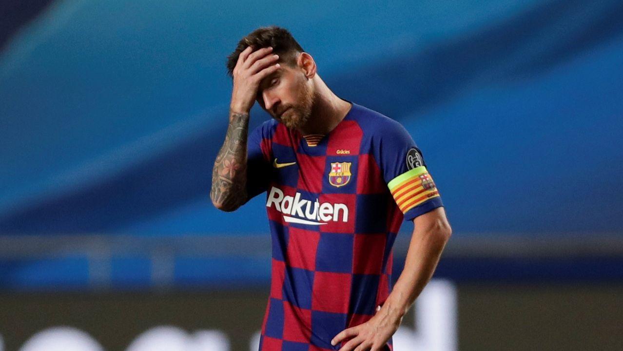 El dilema de Messi