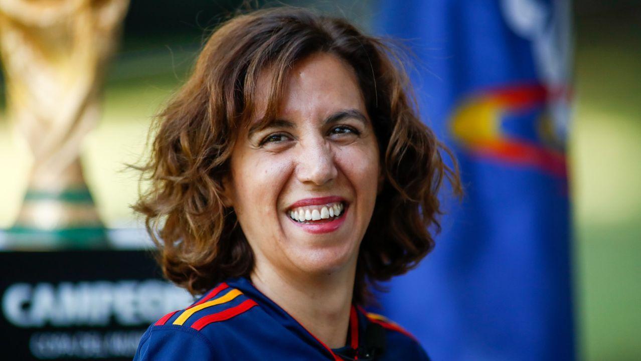 Irene Lozano llega tarde a un asunto clave para el fútbol español