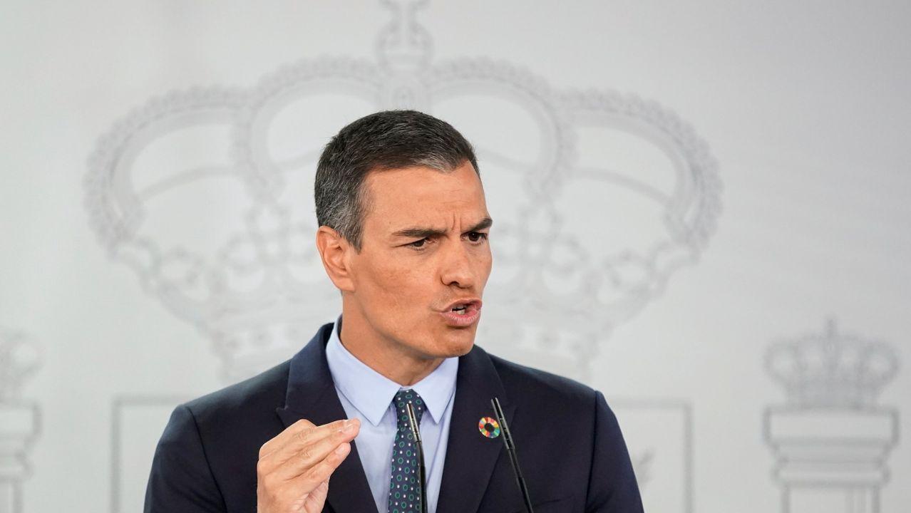 Pedro Sánchez dice que los españoles se relajaron con las medidas anticovid  y descarta un estado de alarma en todo el país