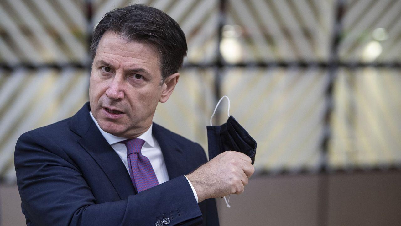 Giuseppe Conte: «Más que a mí, mi popularidad beneficia a las fuerzas que  sostienen el Gobierno»