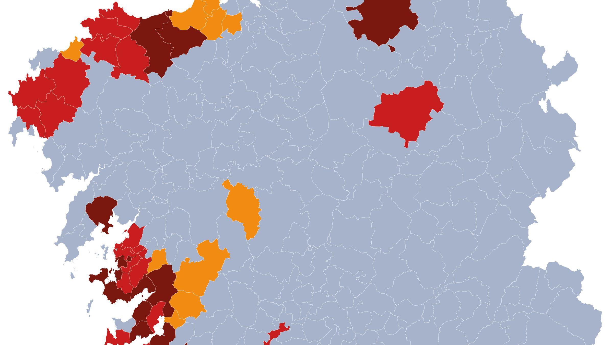 Comienza La Desescalada En Galicia Consulta Aquí Las Nuevas Restricciones