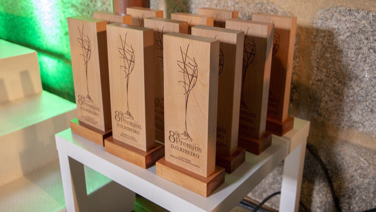 La D O Ribeiro Premia A Tres Restaurantes Y Vinotecas De Nigrán Santiago Y Vilagarcía