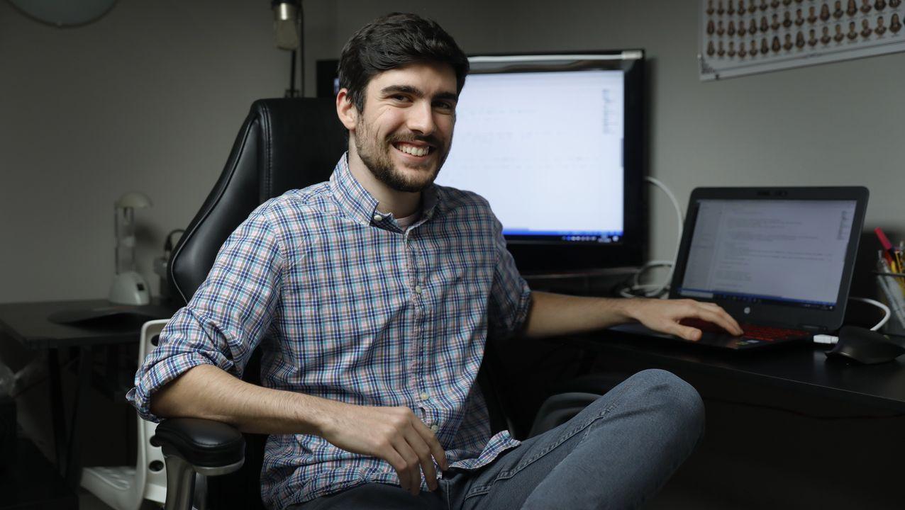Jacobo Fiaño: «No estamos encerrados en un sótano, la comunicación en informática es fundamental»