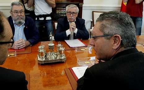 Carlos Cano: «Mi futuro es incierto, tengo que confiar en el Gobierno»