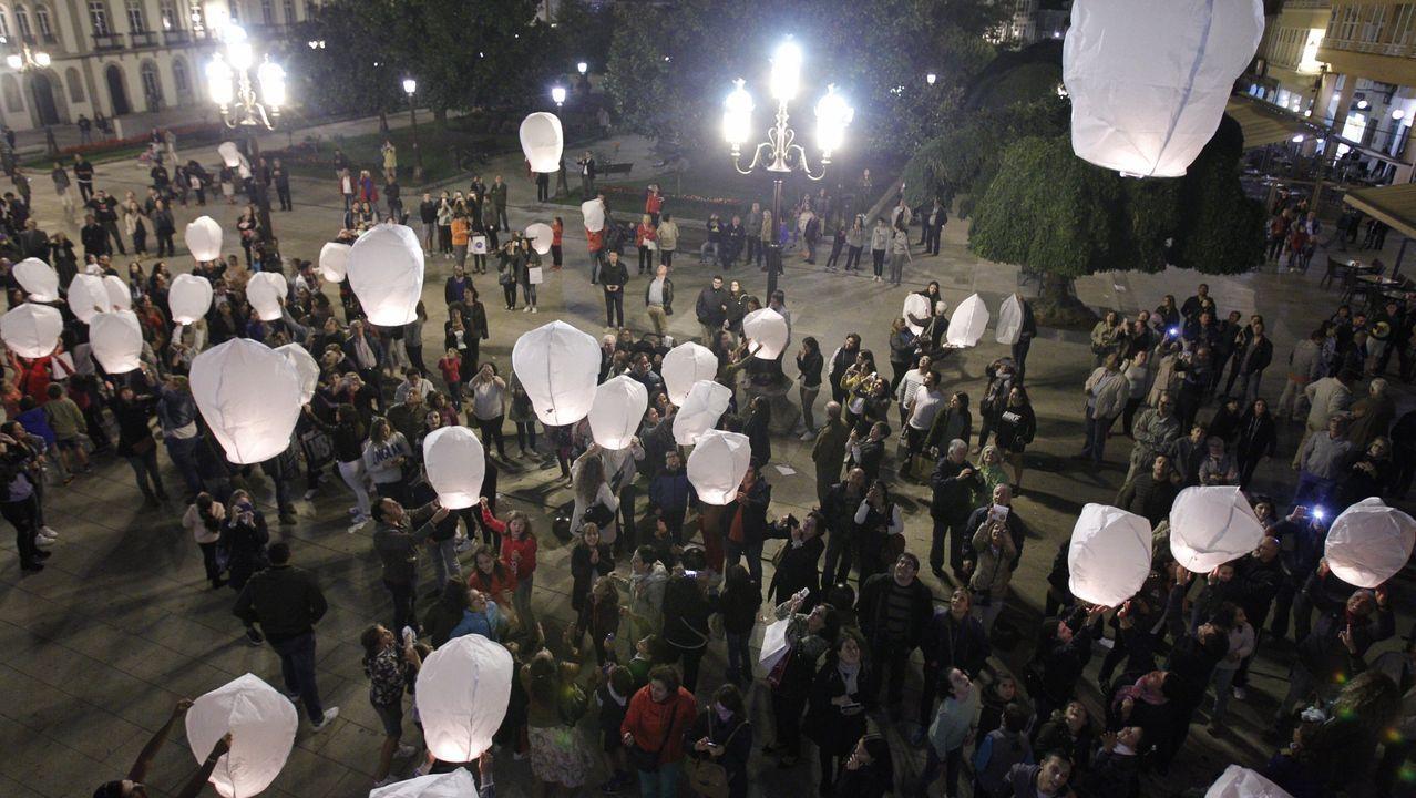 Lugo celebra la Noite Aberta con más de setenta establecimientos participantes