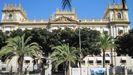 El Palacio Provincial de la Diputación de Alicante