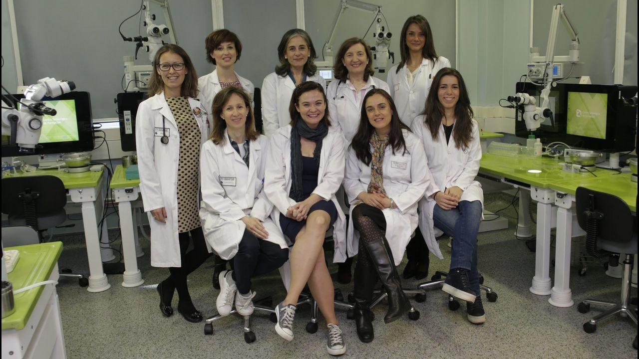 Marisa Crespo Leiro está considerada una de las mujeres líderes en temas de trasplante cardíaco a nivel mundial
