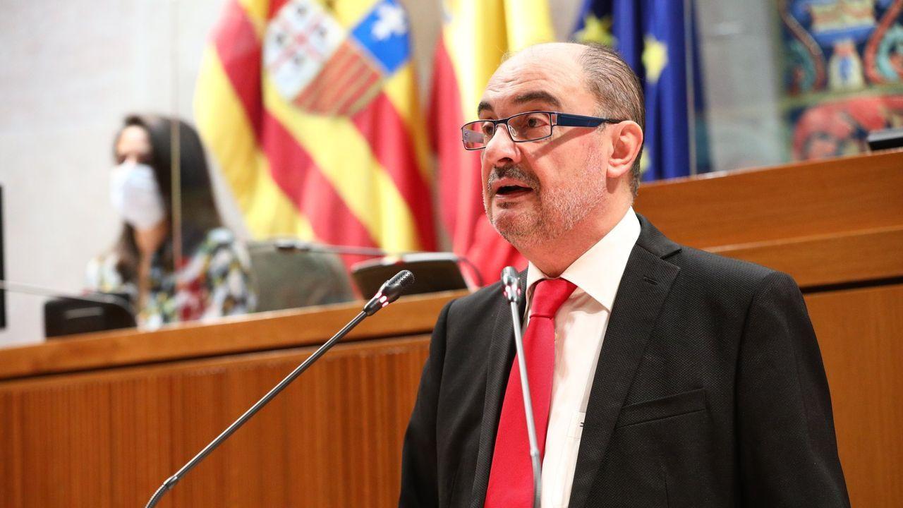 El extesorero del PP, Luis Bárcenas