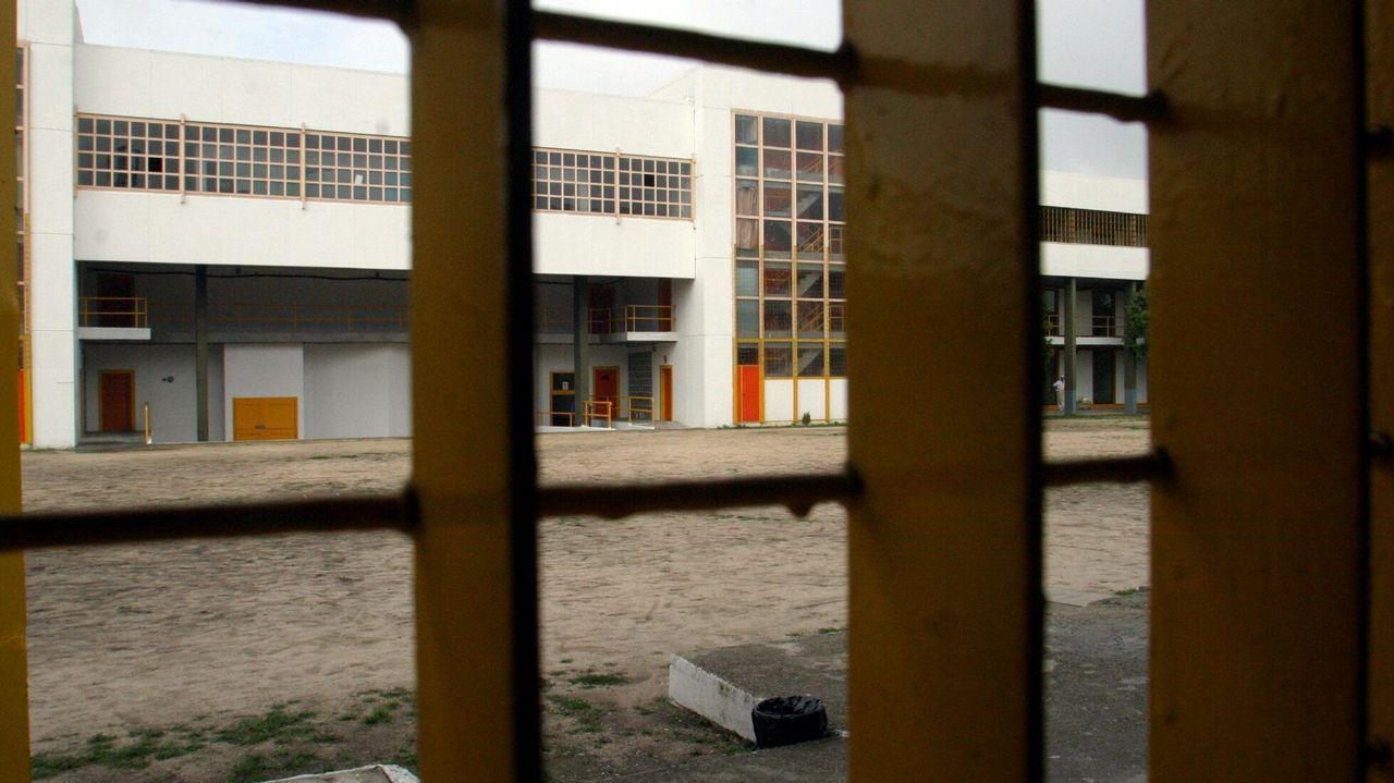 Imagen de archivo de la prisión de Pereiro de Aguiar