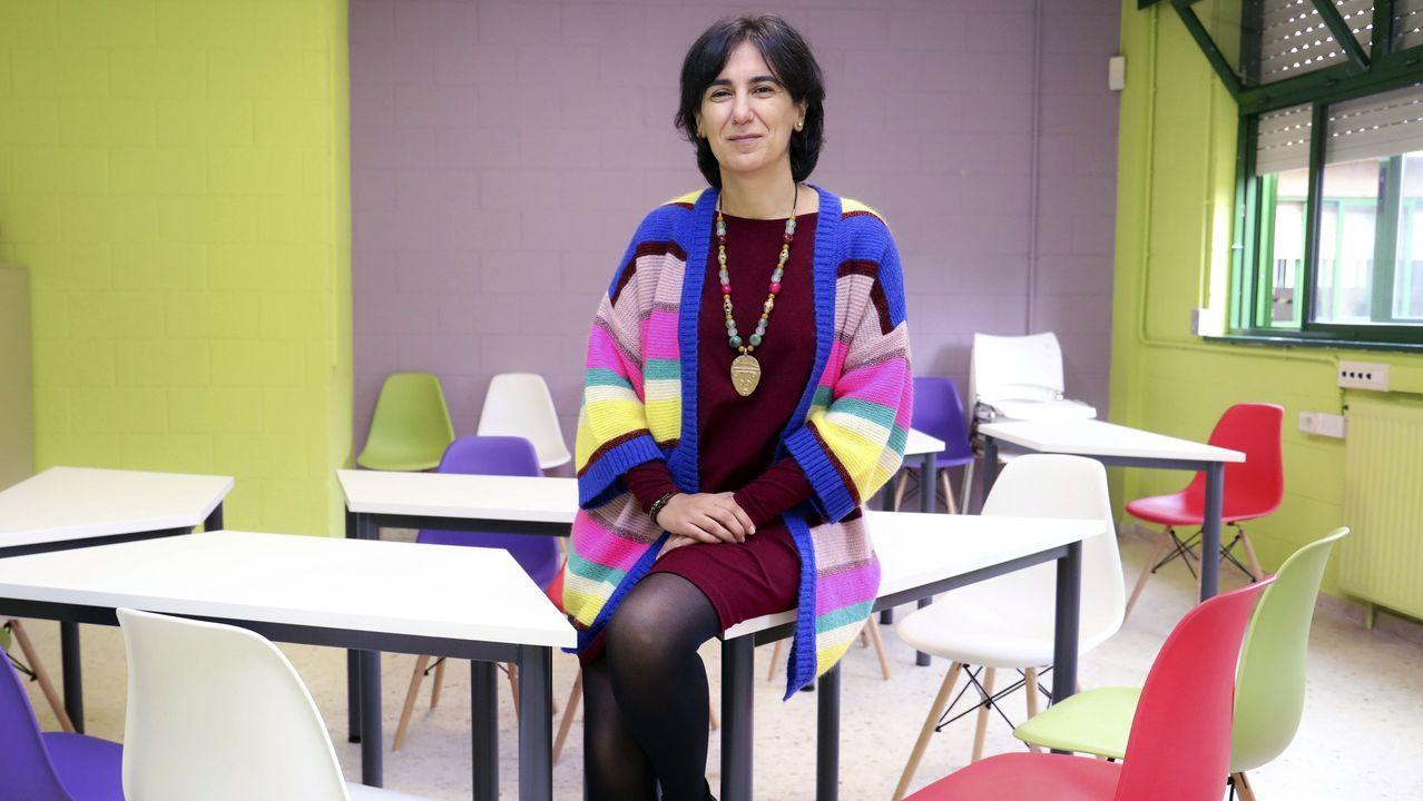 La joevn trans Ada Otero asesora sobre diversidad sexual en el Concello de Pontevedra