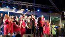 Una actuación del Coro Joven de Gijón