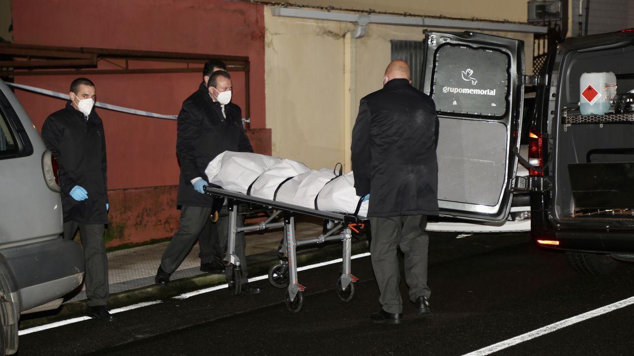 Localizan el cadáver de un vecino de Chapela maniatado en su casa