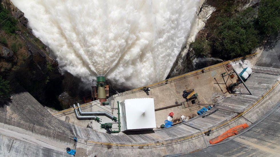 Entre el martes y el miércoles, la presa aumentó su nivel en 96 hectómetros cúbicos.