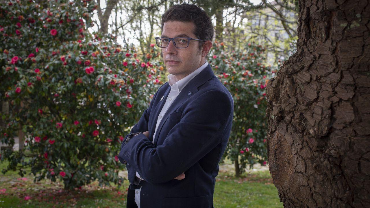 Ignacio Labella, presidente de Aspanaes