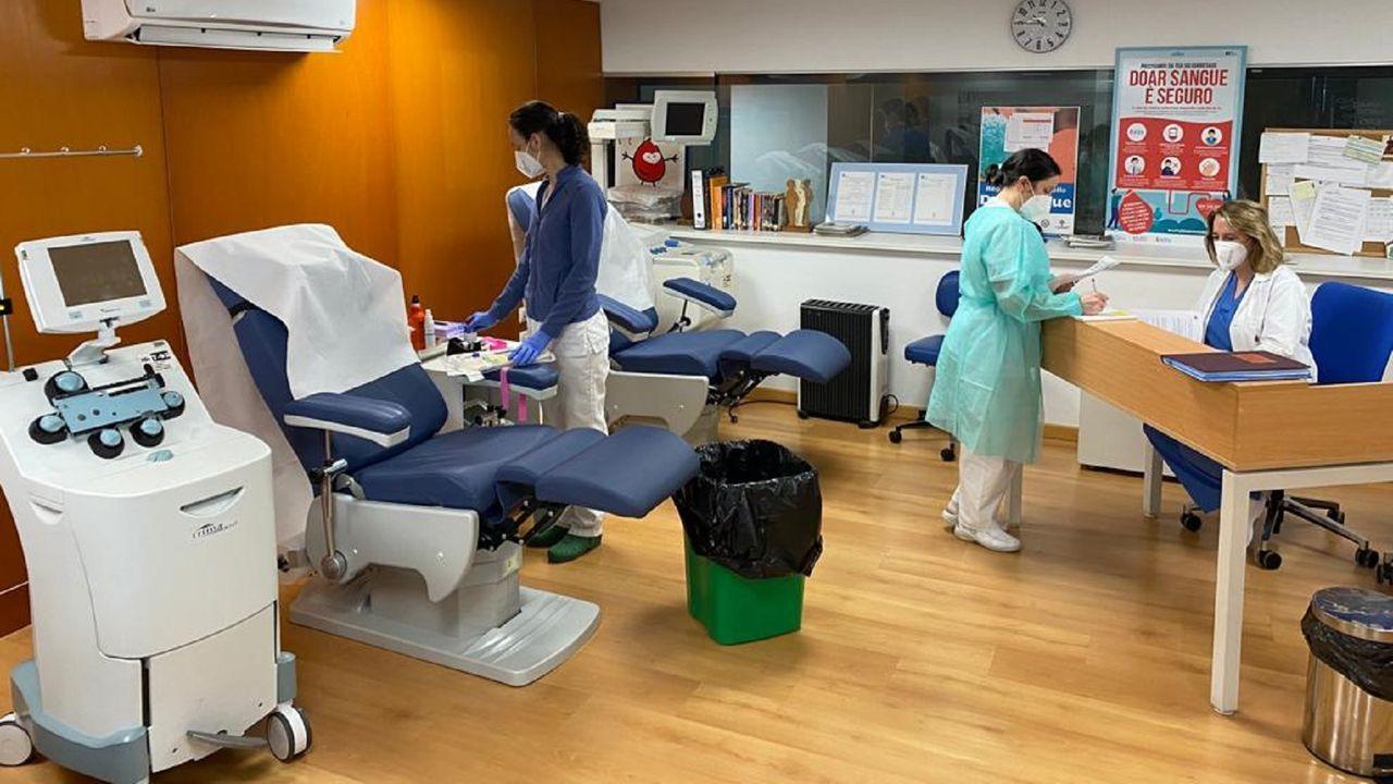 ADOS cuenta con un espacio de donación de Sangre en el Marcide