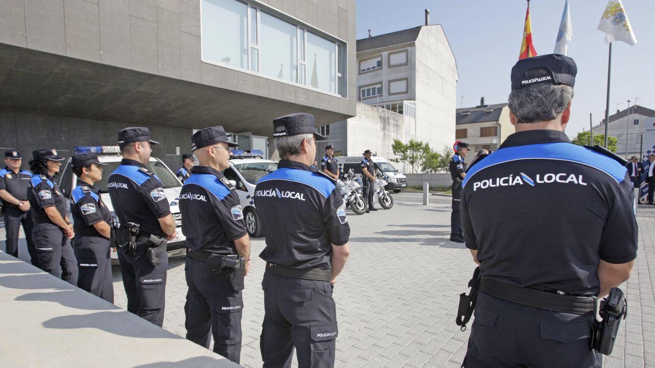 Policía Local de El Entrego