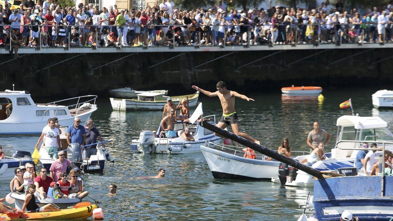 ¡Así fueron las Festas da Barquiña de Ponteceso este 2019! ¡Búscate!