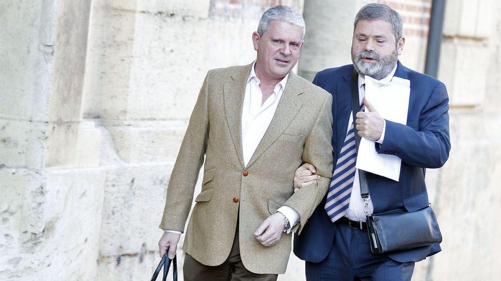 Correa, Crespo y Álvaro Pérez, a prisión