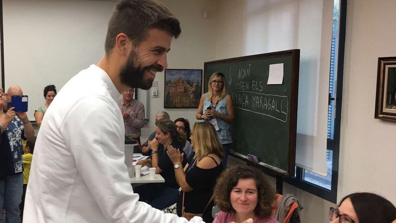 Piqué, contra Rajoy: «Estamos en manos de un presidente del Gobierno que tiene el nivel que tiene»