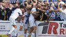 El Calahorra-Deportivo en imágenes