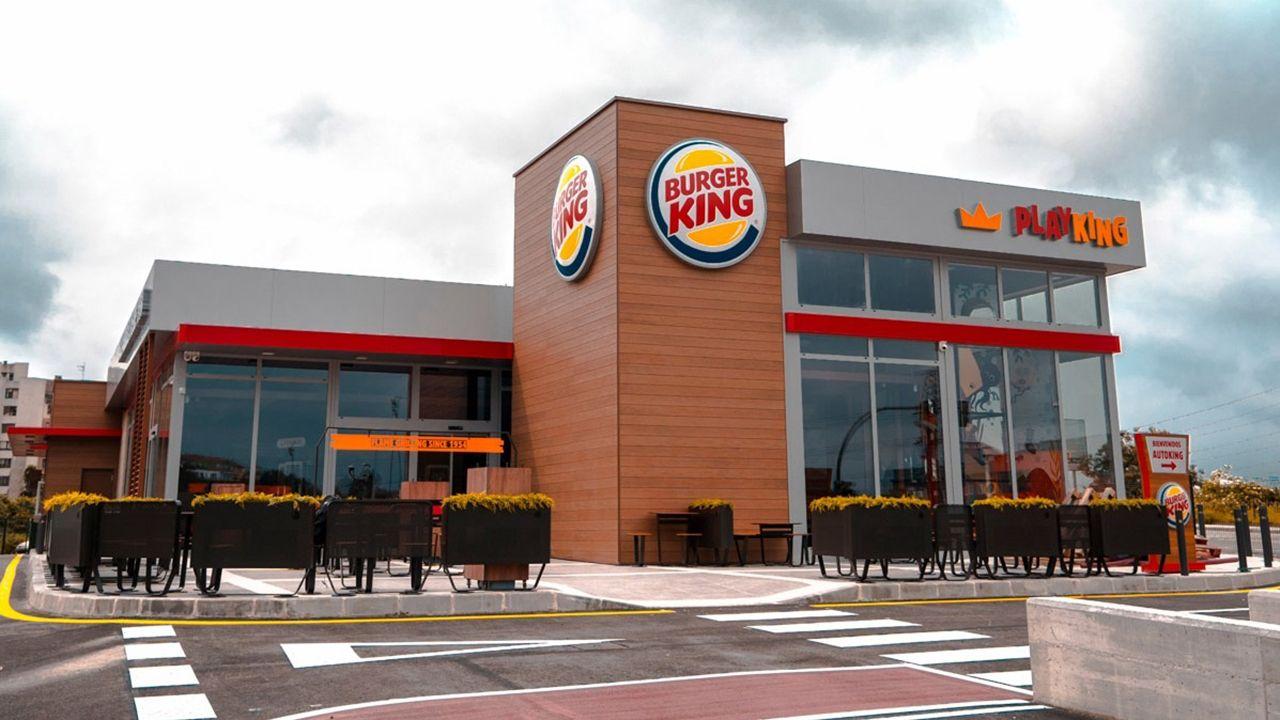 Burger King en Avilés