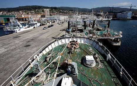 Los cefalopoderos gallegos resultan de nuevo perjudicados por una decisión de la UE.